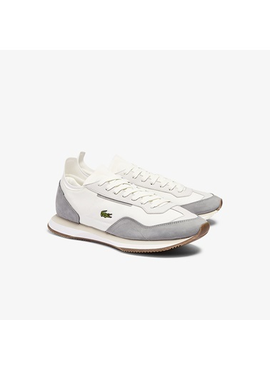 Lacoste Erkek Match Break 0721 1 Sneakers 741SMA0103.2B7 Bej